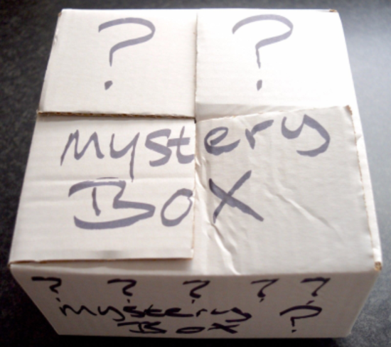 Skrivnostna Mystery Box