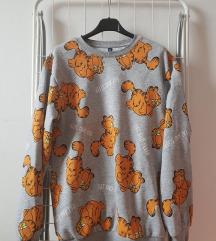 Garfild pulover