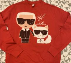 Choupette Lovers pulover ( Karl Lagerfeld)