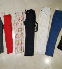 Razne hlače, pajkice