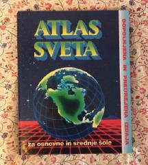 NOV atlas sveta za OŠ prenovljena izdaja