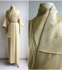 Kimono svilen - Japonski