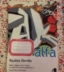 Alfa zbirka nalog za matematiko