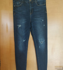 visoki pas jeans