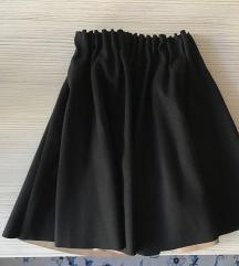 Črno krilo Zara
