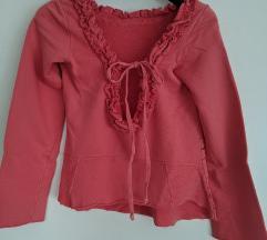 Obojestranski rozast pulover