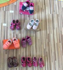 Copati in čevlji 19-21