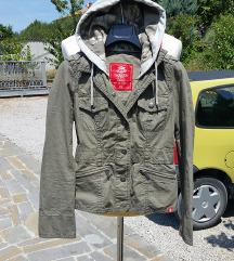 ESPRIT št. 34 / 36 ( XS ) jakna iz bombaža