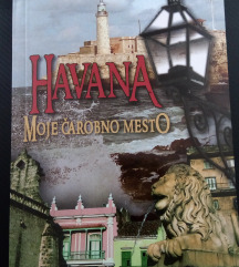 Knjiga Havana moje mesto