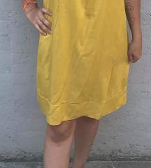 Poletna oblekica rumena