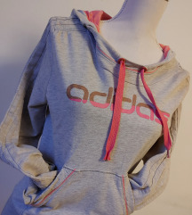 Adidas pulover s kapuco s /  M