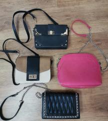Različne torbice