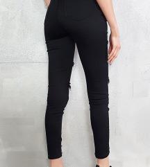 Ripped Jeans (Slim & Fit Ženske Kavbojke)