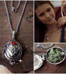 Vampirski dnevniki  - Elenina ogrlica