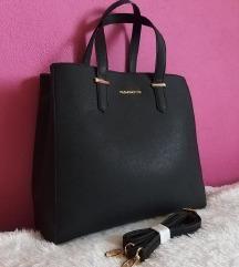 Nova modna črna torbica