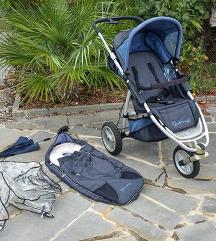 QUINNY Speedi otroški voziček + zimska vreča