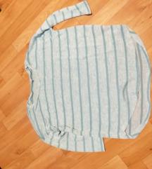 Turkiz/min pleten pulovercek