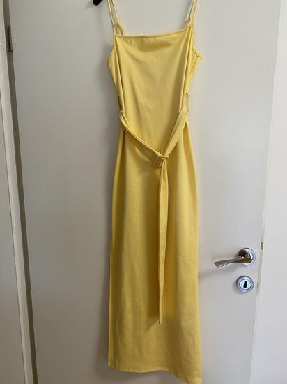 Sinsay rumena obleka