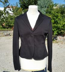 MORE&MORE št. 42 / 44 črn blazer / suknič