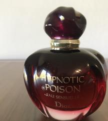 ZNIZANO!!!Dior Hypnotic Poison-Eau sensuelle 50 ml