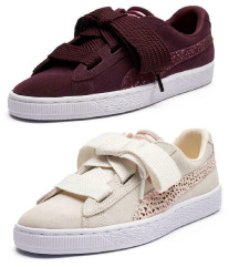 Puma Suede Heart animal 38