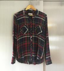 Karirasta srajca Abercrombie&Fitch
