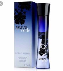 Kupim Armani Code ali Armani Si
