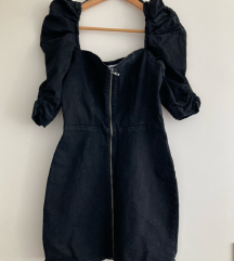 Nova denim obleka Bershka