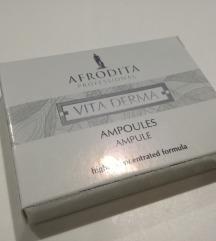Afrodita Professional Ampule za obraz
