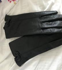 usnjene rokavičke