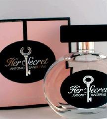 Antonio Banderas Her Secret parfum nov