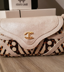 Ročna torbica Cavalli