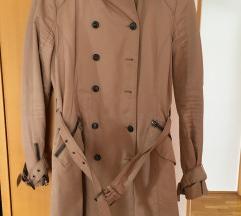 trench coat Zara plašček