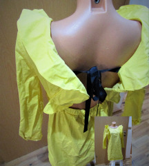 Zara oblekica v stilu Sugarbird ...-REZERVIRANA