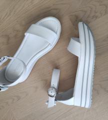 Nero Giardini sandali usnjeni