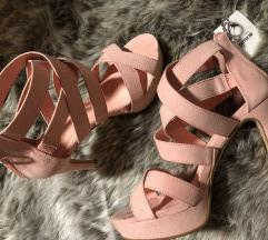 Pimkie sandali nikoli obuti