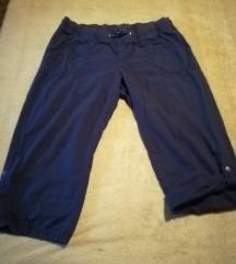Temno modre 3/4 hlače