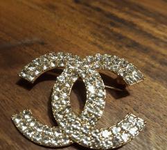 Chanel broška
