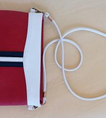 Navy mala torbica