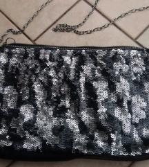 Svetlikajoča Promod torbica