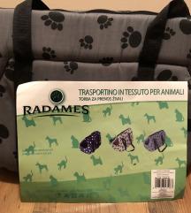 Nosilna torba za psa-NOVA