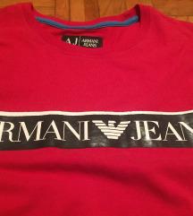 Armani Jeans moška majica z dolgimi rokavi L