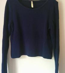 temno moder pulover