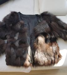 Krznena jakna S/M