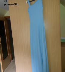 Dolga maxi obleka po meri
