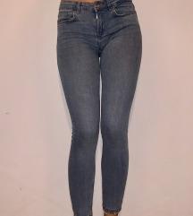 Zara low waist jeans