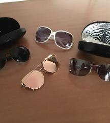Prada & Roberto Cavalli sončna očala