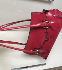 Bordo rdeča nova torbica