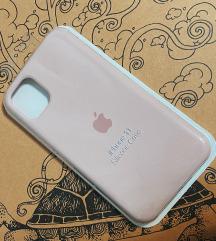 iPhone 11 pink sand ovitek