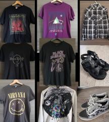 Komplet desetih oblačil